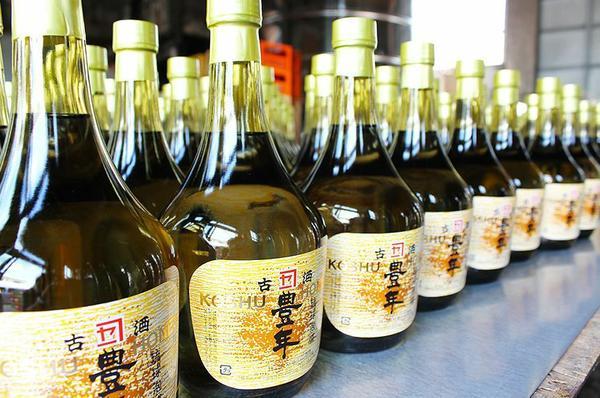 渡久山酒造 image