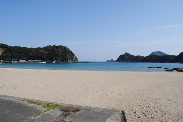 須美江海水浴場 image