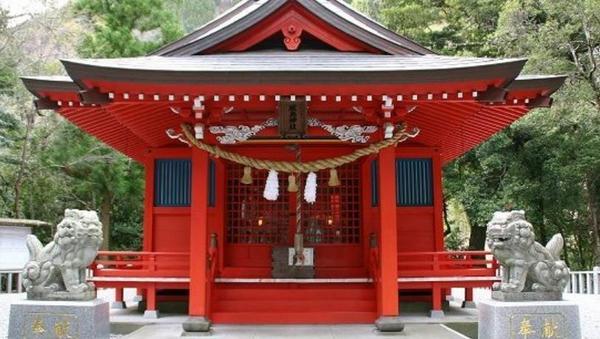 椎葉厳島神社 image