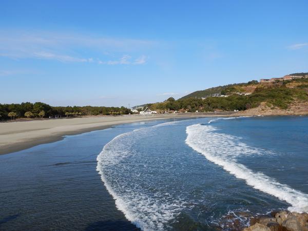 伊勢ヶ浜海水浴場 image