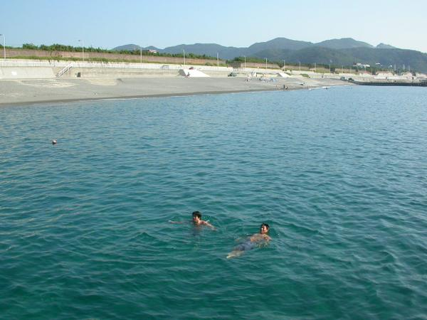 前浜海水浴場 image