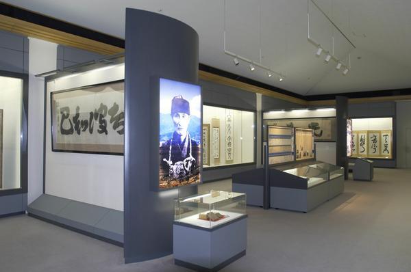 中林梧竹記念館 image