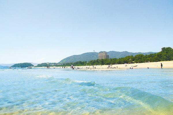 虹ヶ浜海水浴場 image