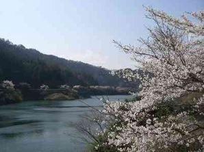 高瀬湖 image