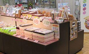 桐生地域地場産業振興センター販売コーナー image