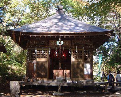 浮島観音堂 image