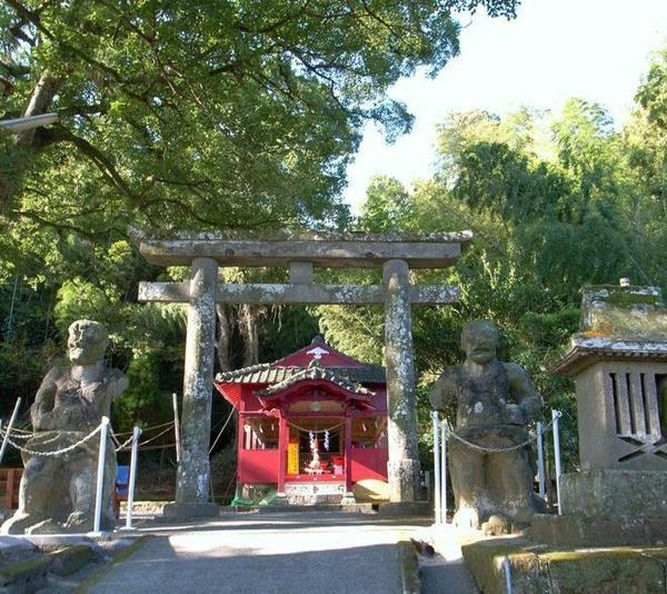 豊玉媛神社 image