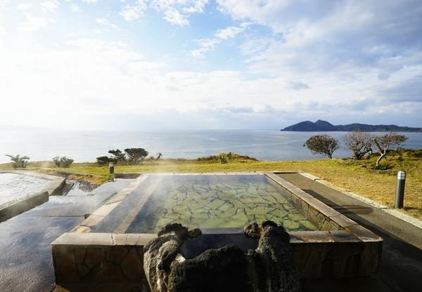 ヘルシーランド 露天風呂「たまて箱温泉」 image