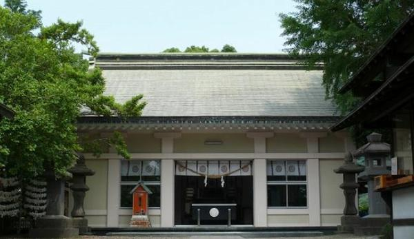 南洲神社 image