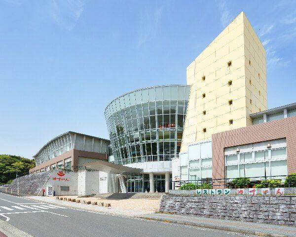 日置市伊集院健康づくり複合施設ゆすいん image