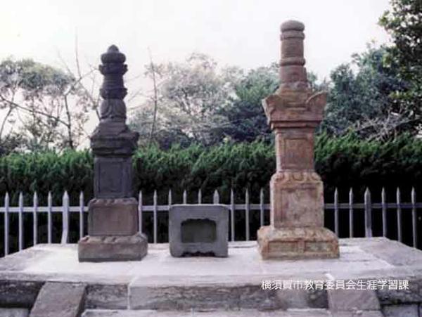 三浦安針墓 image