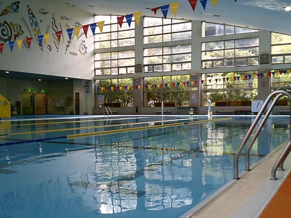 横須賀市総合体育館 サブアリーナ温水プール image