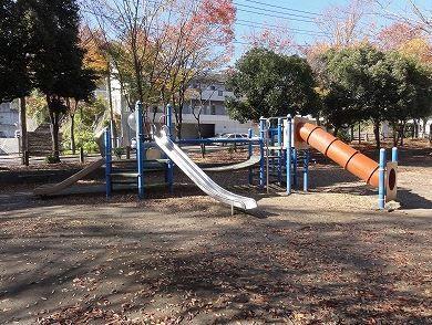 荏田富士塚公園 image