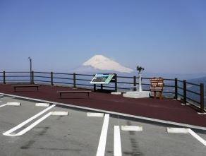 池の向駐車場(伊豆スカイライン) image