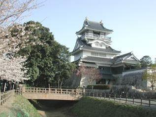 吉田町展望台小山城 image