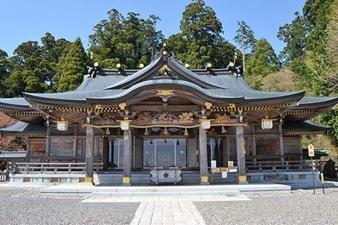 秋葉山本宮秋葉神社 image