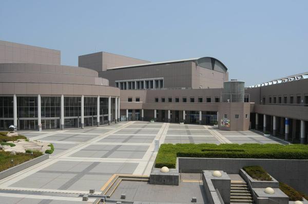 三重県総合文化センター image