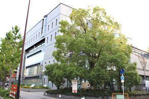 大阪市立中央図書館 image