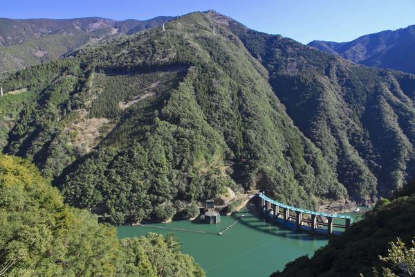 二津野湖 image