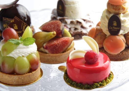 フランス菓子 ラ・ポーズ image