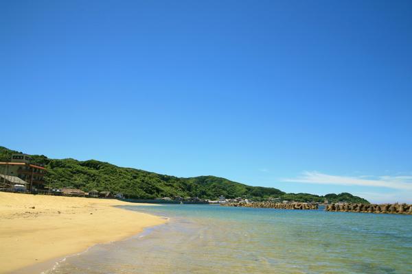 波津海水浴場 image