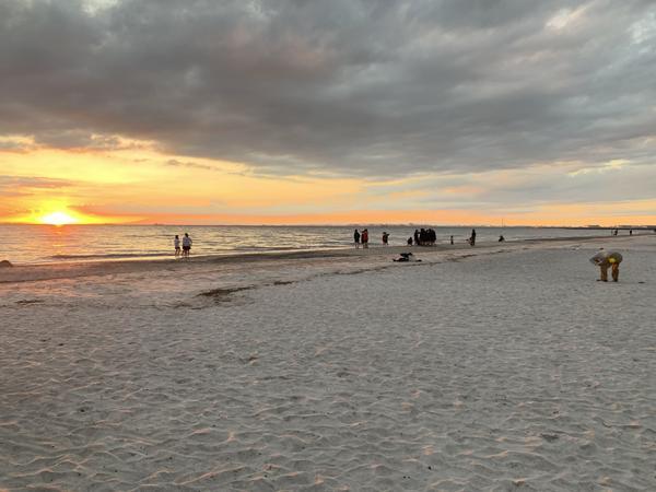 이나게 해변 공원 image