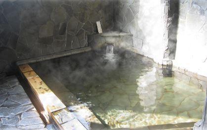 三日月の滝温泉 image