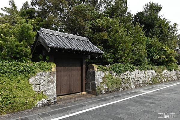 武家屋敷通り image