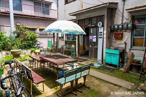 三軒家アパートメント image