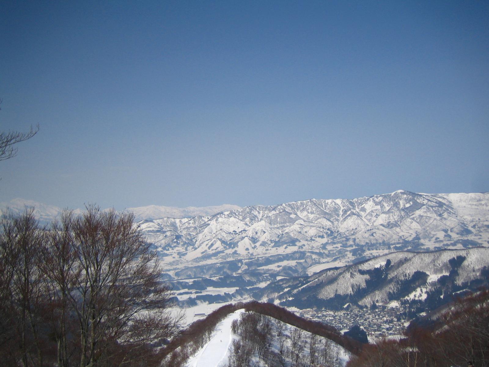 野沢温泉スキー場 image