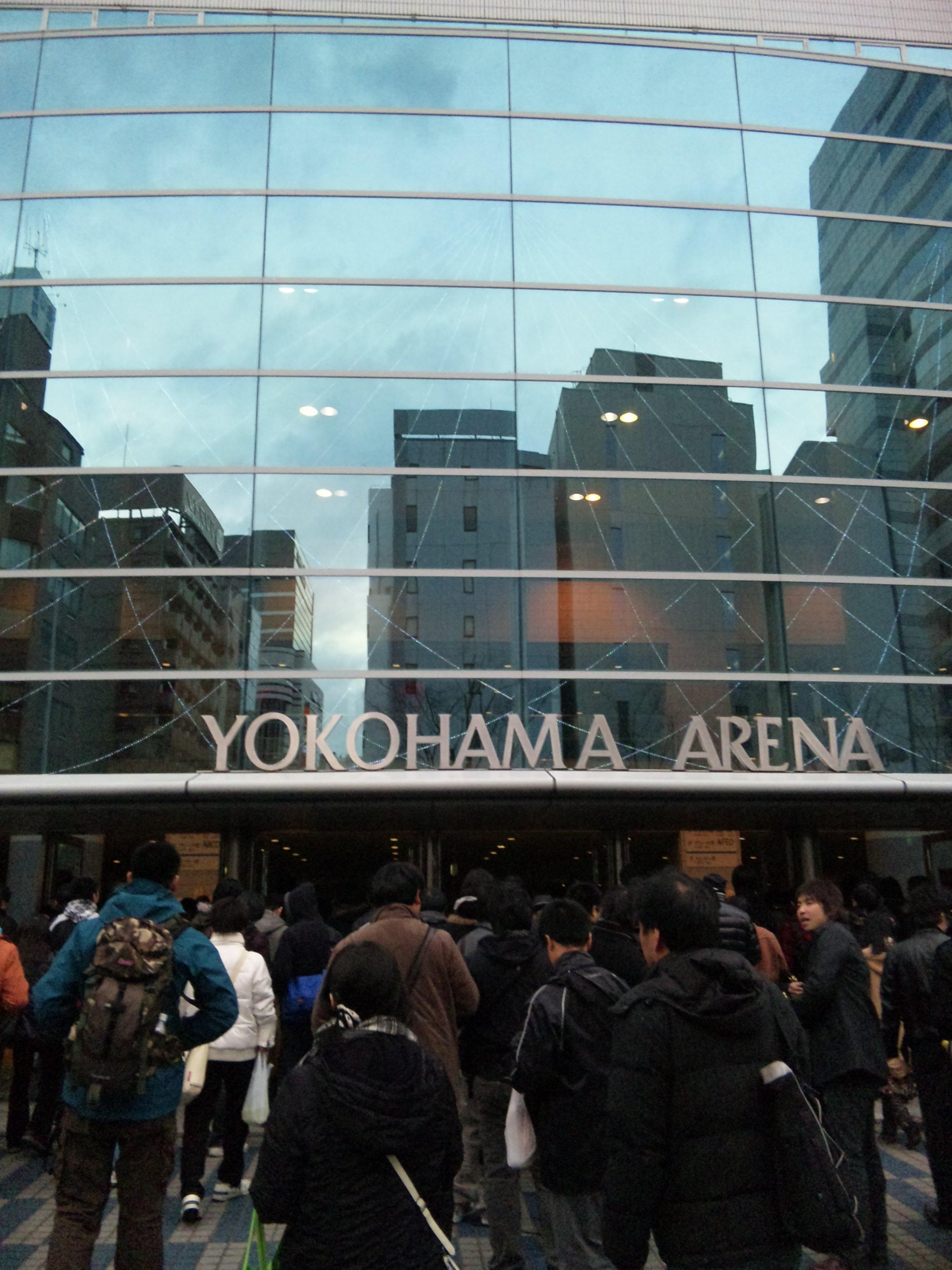 Yokohama Arena image6