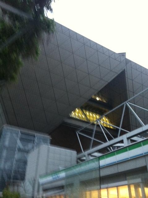 Tokyo Big Sight (Tokyo International Exhibition Center) image4