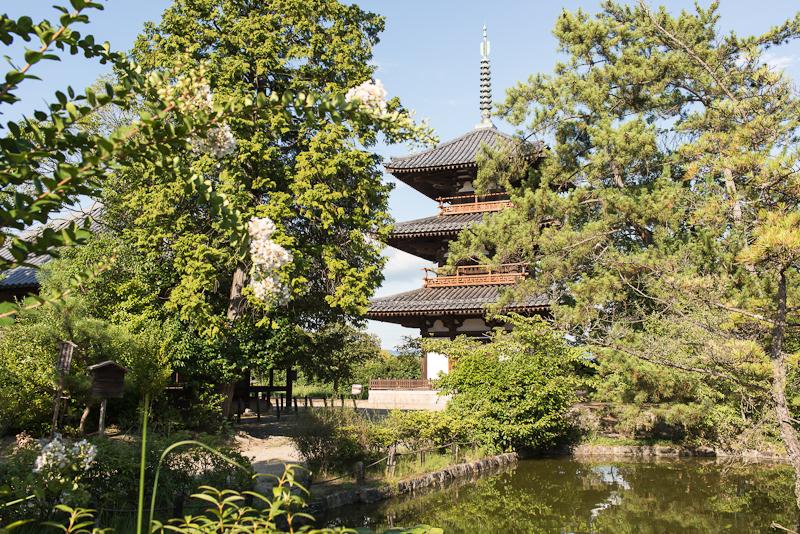 法起寺 image