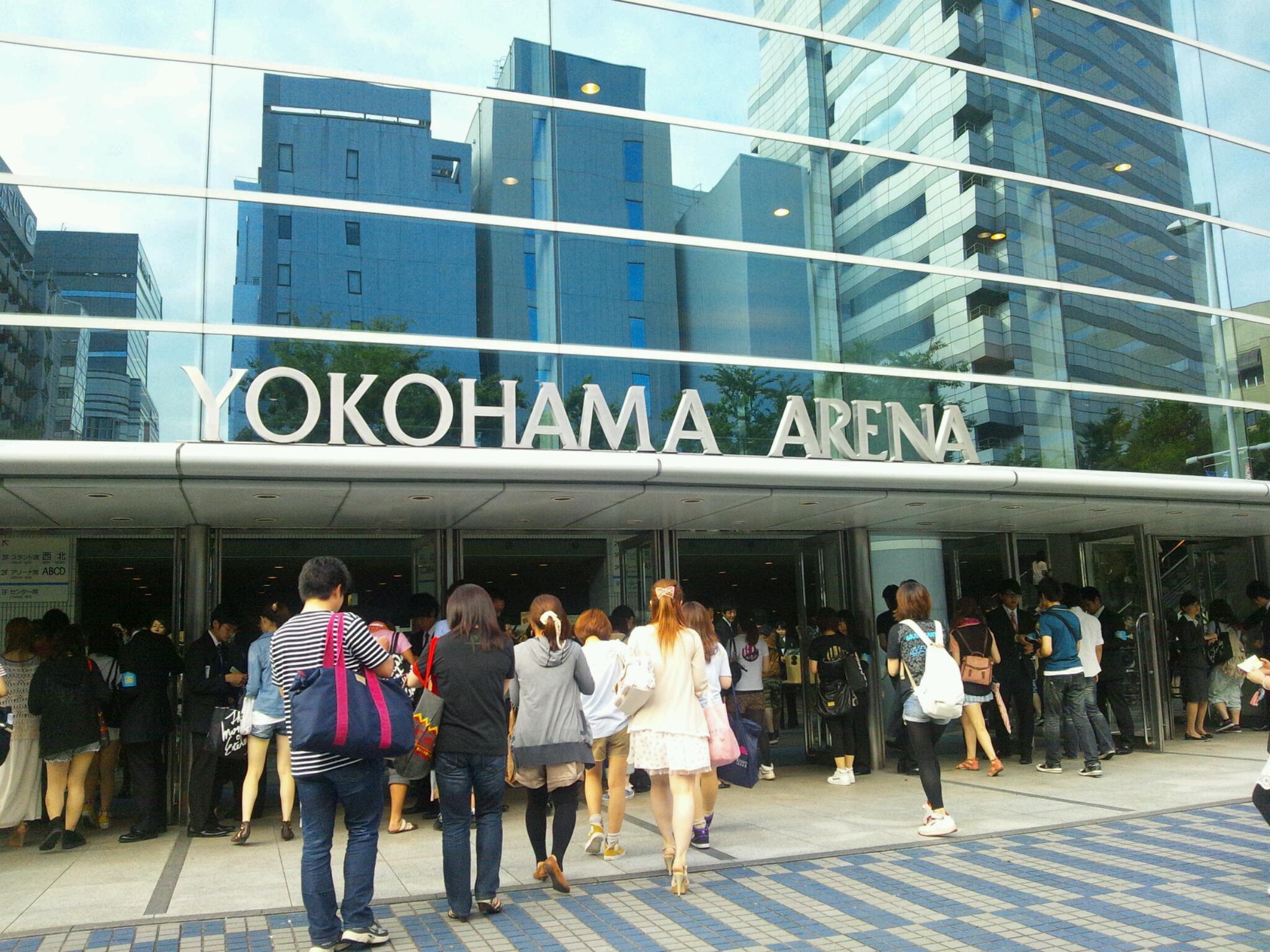 Yokohama Arena image8