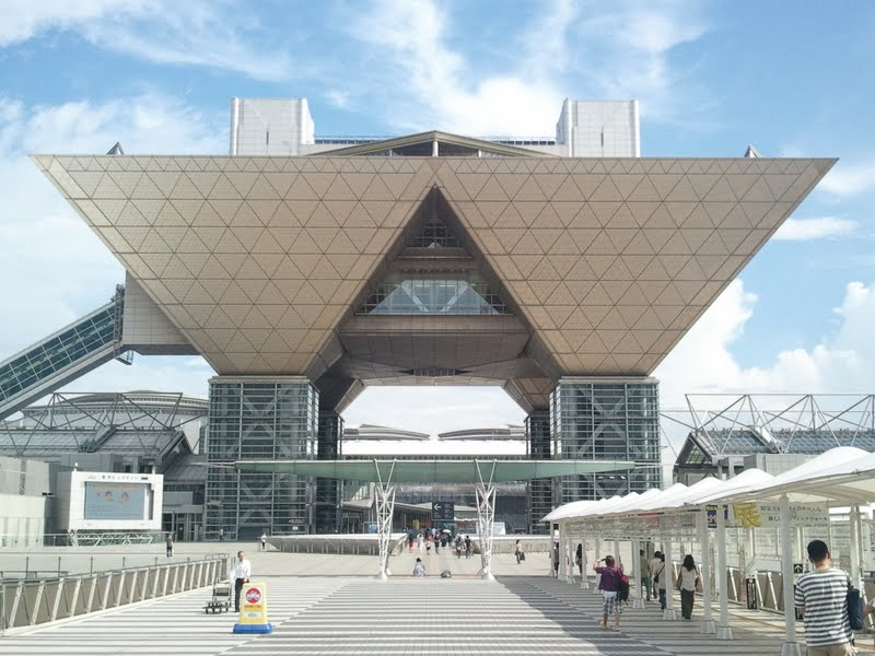 Tokyo Big Sight (Tokyo International Exhibition Center) image10
