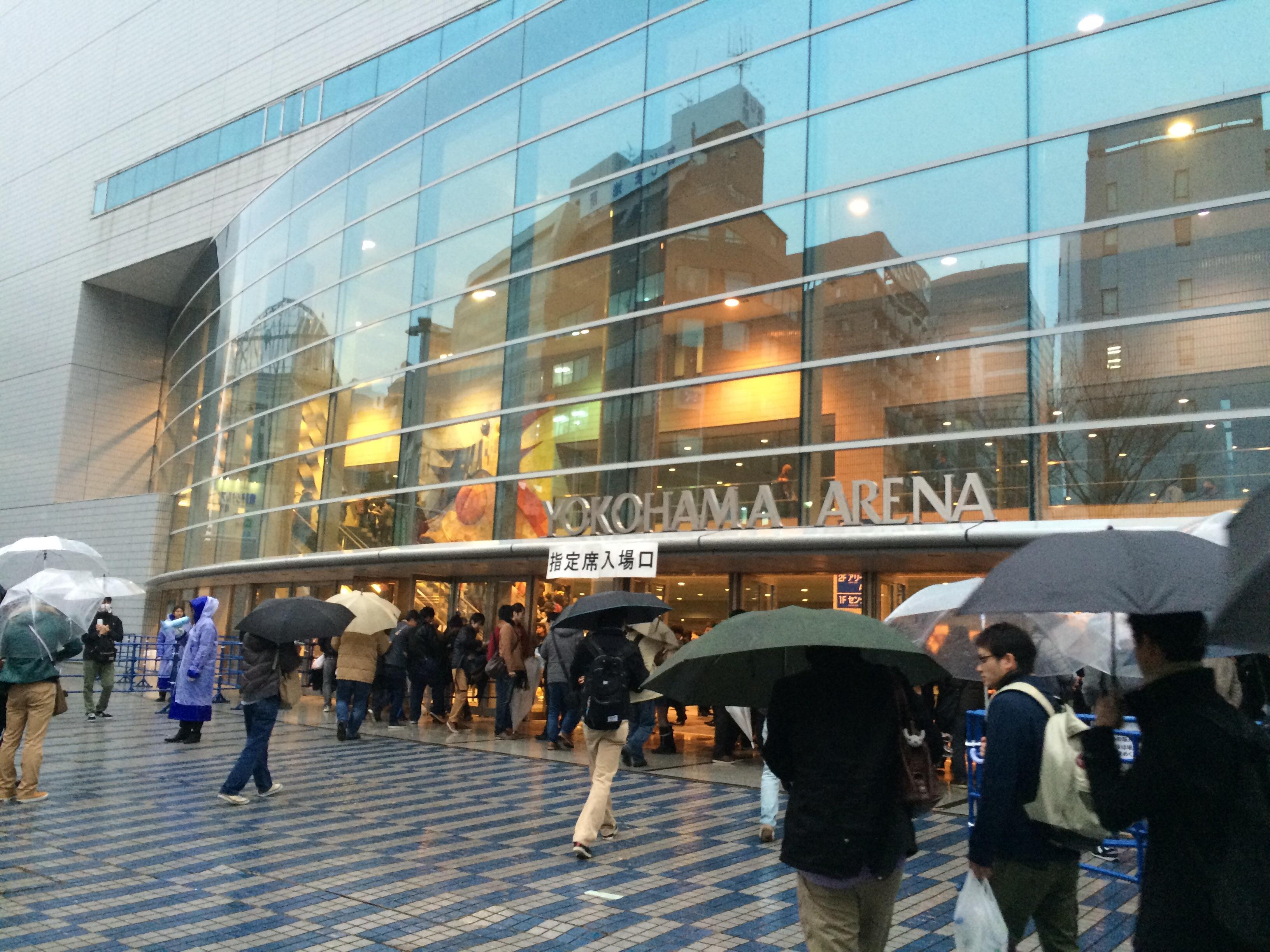 Yokohama Arena image9