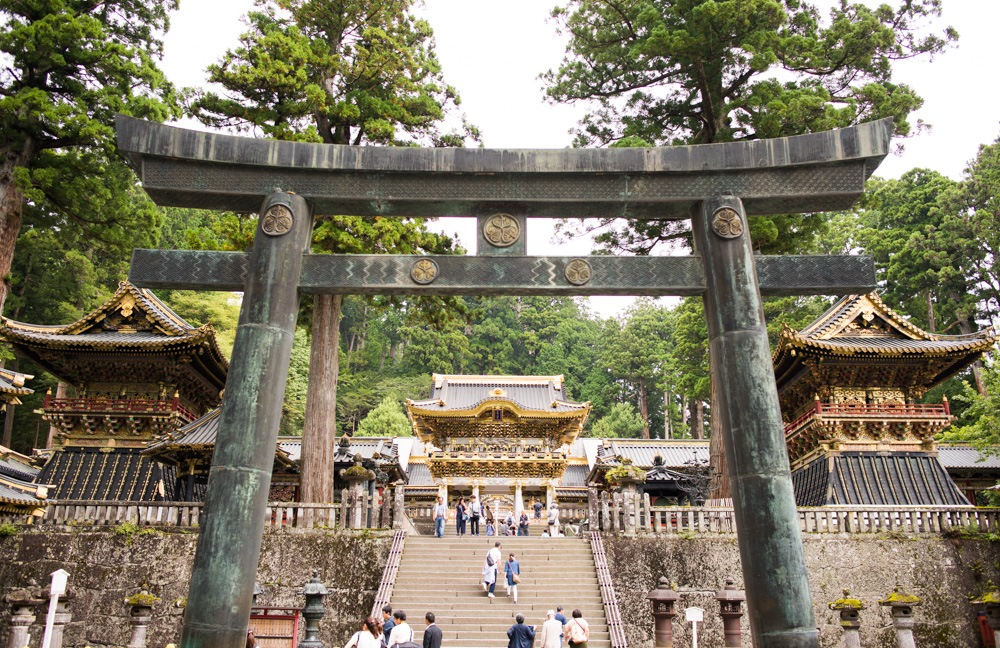 Nikko Toshogu Shrine image2